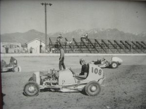 Hippodrome Fair grounds midget racer
