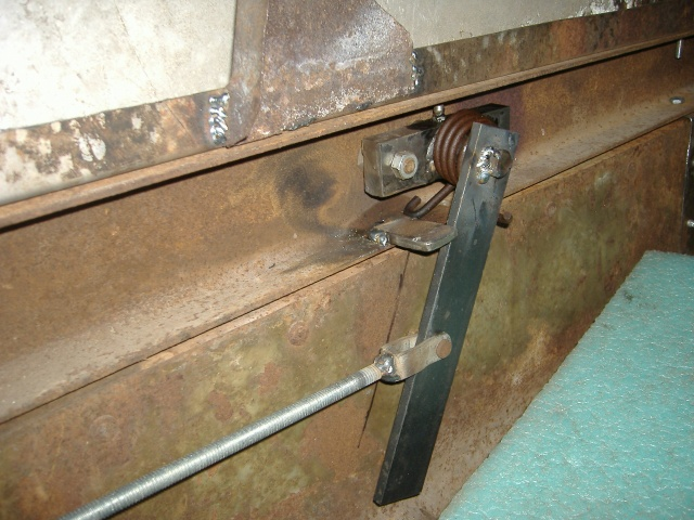 Vintage midget brakes