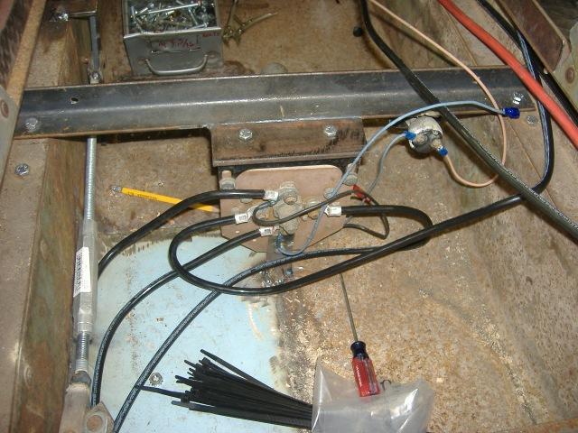 Midget EV wiring