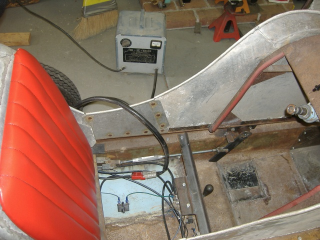 EV midget wiring