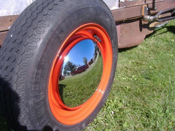 MIdget wheels