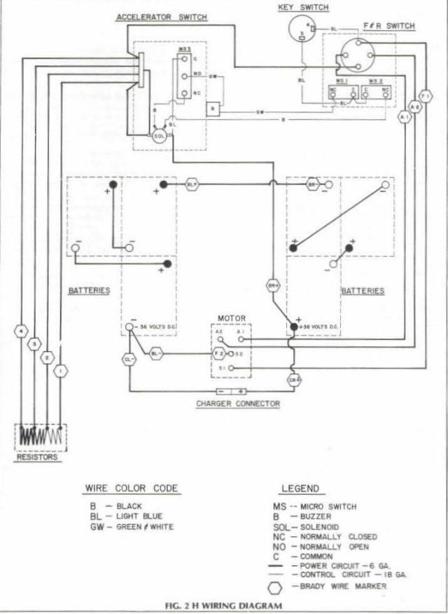 Midget wiring diagram