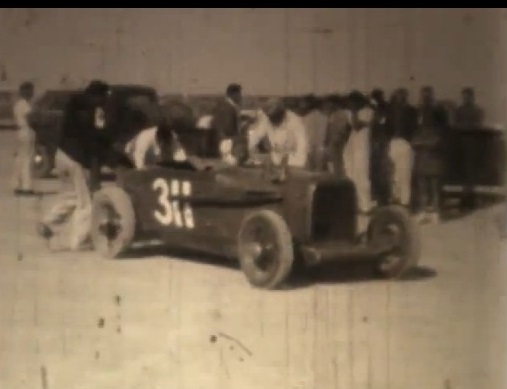 Prewar hot rod racing