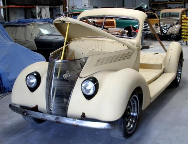 Need that car phantom woodie