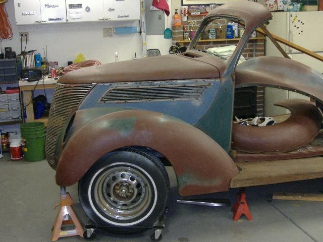 1937 Ford neeedthatcar