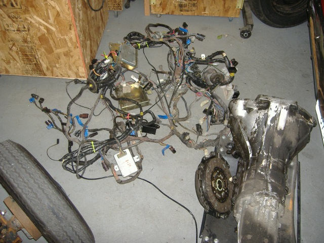 Turbo Arrow Harness