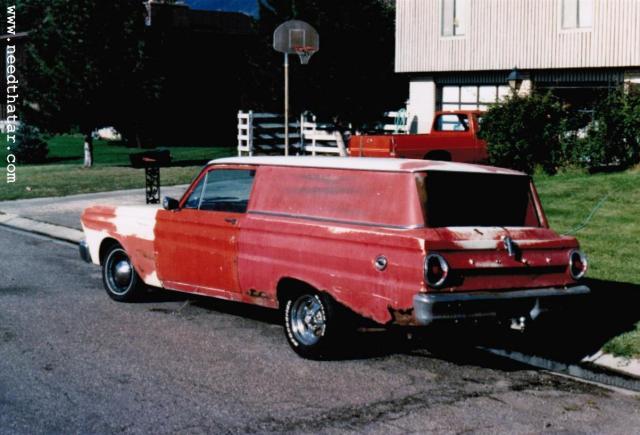 1964 Falcon Delivery