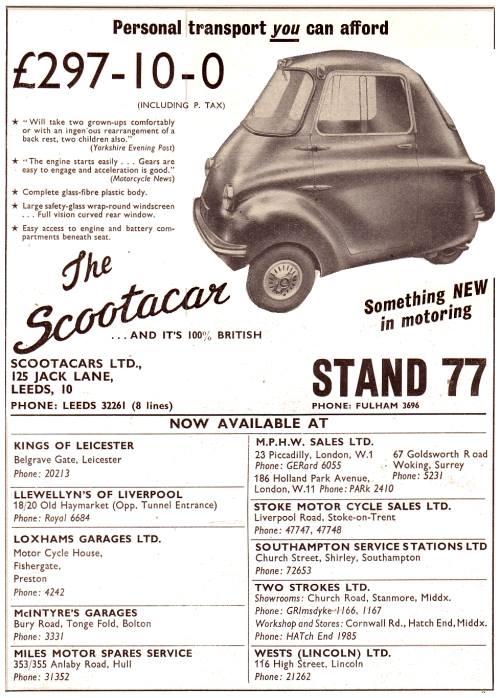 NTC Scootacar