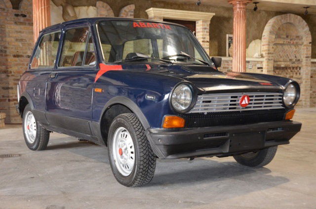 Needthatcar Fiat Abarth