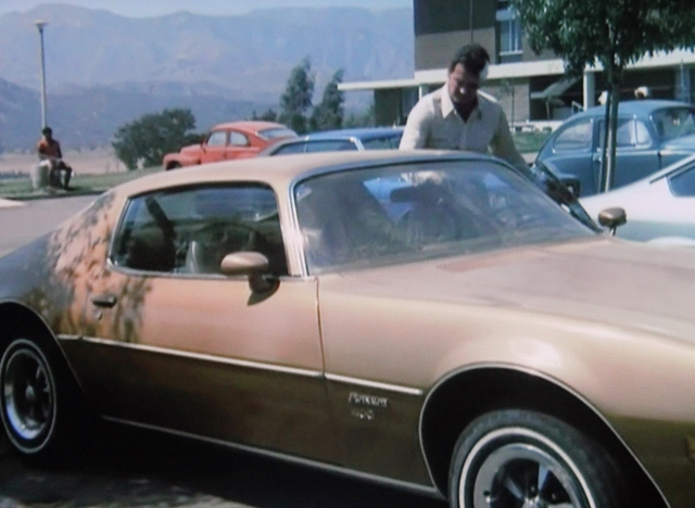 Need that car Rockford Files