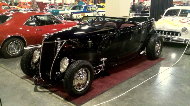 Need that car 37 Ford
