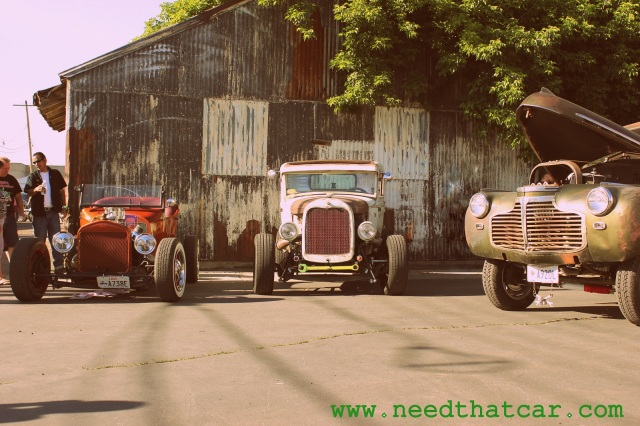 NTC Hot Rod Wallpaper