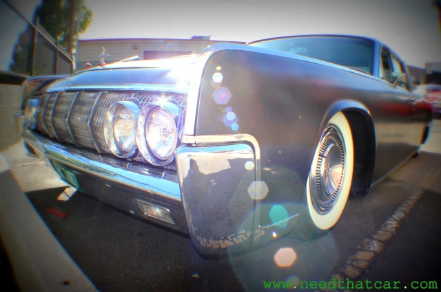NeedThatCar 1963 Lincoln