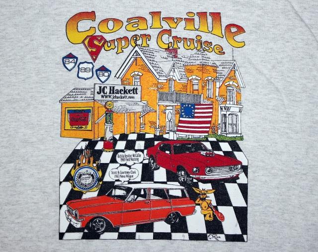 Coalville Super Cruise 2012
