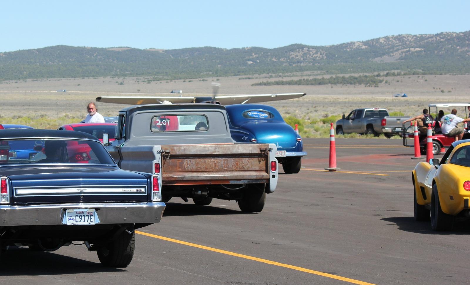 Wells Nevada Car Show
