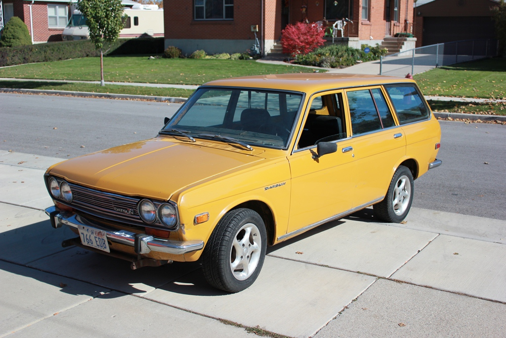 Ebay find sweet datsun 510 wagon for sale mine needthatcar