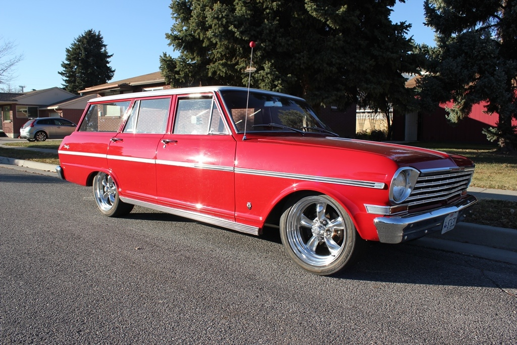 Find used 1963 Nova Station Wagon Chevy II in Salt Lake ...